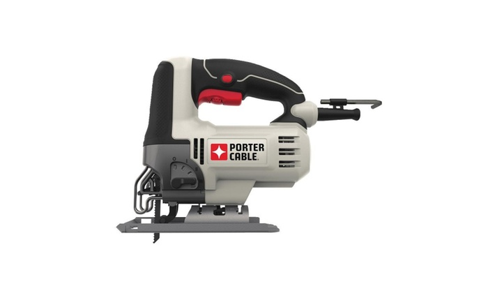 Porter Cable Pce345 6 Amp Orbital Jig Saw Groupon