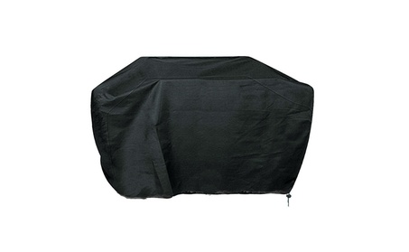 Grill Cover 58-inch Heavy Duty Waterproof Weather Resistant BBQ Cover photo