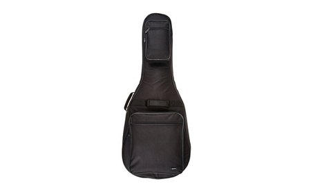 Basics Dreadnought Acoustic Guitar Bag - Black c65bf54c-2353-47ca-b4bc-84c74d57d4c1