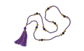 Royal Purple Mala