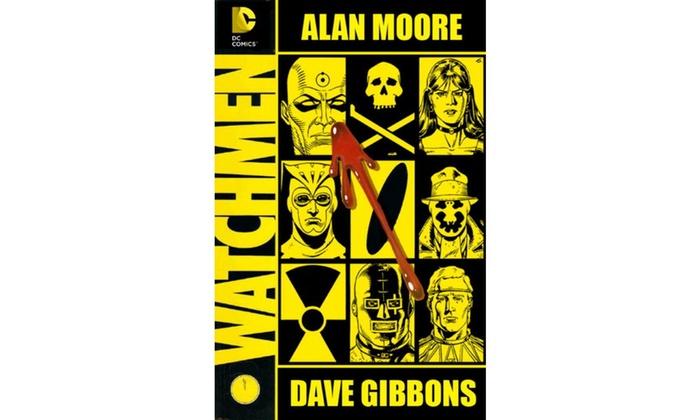 Watchmen Deluxe Edition Hardcover – Jun 4 2013