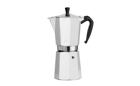 Espresso & Coffeee Maker With Aluminium Frame 12 Cup Capacity a2060242-8482-41ea-b0d8-83604dc67b5c