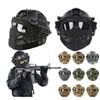 Protective Goggles G4 System Full Face Mask Helmet Airsoft Paintball