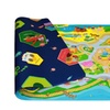 Two Elephants Baby Kid Play Mat