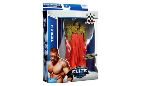 WWE Elite Triple H Action Figure 1914609b-ef66-4afd-93cd-d5d64e14f097
