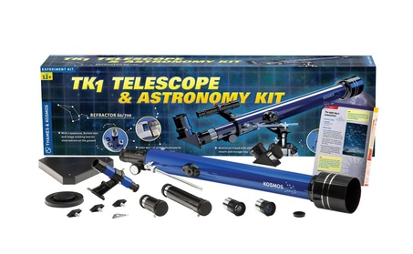 Thames & Kosmos TK1 Telescope & Astronomy Kit 3c288f16-96e8-4ca9-96f4-78ae28f0aaf5