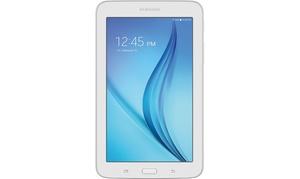 "Samsung SM-T113NDWAXA 7"" Galaxy Tab E Lite with 8GB Memory in White"