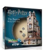 Wrebbit - The Burrow Weasley Family Home 416 Piece 3D Puzzle