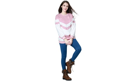 Celebrity Nyc Soft Comfortable Pink Sweatshirt a781a35d-8815-4fd4-b96c-22d9abe765ca