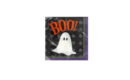 Frightful Friends Halloween Party Napkins 18ct (Pack of 2) 12122c51-067f-4f0c-bce3-982816f6fff2