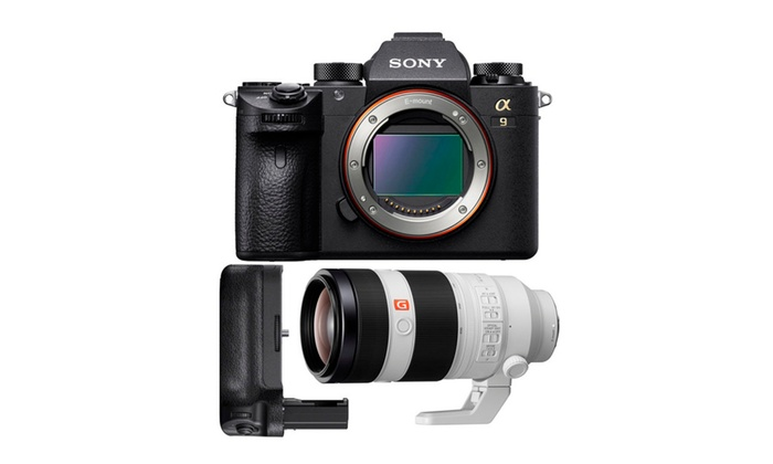 Up To 23% Off on Sony a9 Full Frame Mirrorless... | Groupon Goods