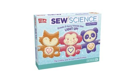 SmartLab Toys Sew Science Cuddly Critters 90405bc3-0cb4-4c2e-b5cd-2eeb61c700f4
