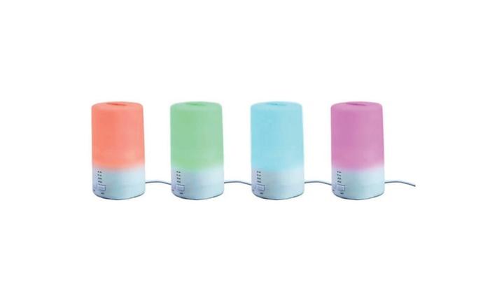 3-in-1 Ultrasonic Aroma Diffusor & Humidifier