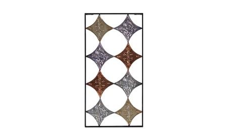 Elements Embossed Diamond Wall Decor 5ec1a7e4-f704-445b-910a-e9d76df57591