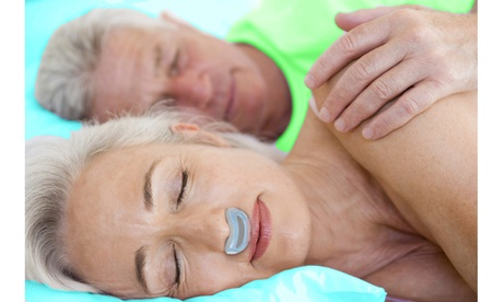 Anti-Snoring CPAP Nasal Sleep Aid