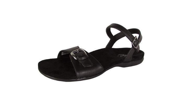 ef8c8615d410 Vionic  Alita  Orthaheel Slingback Ankle Strap Sandal Shoe