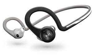 Plantronics BackBeat Fit Wireless Bluetooth Headphones with Mic