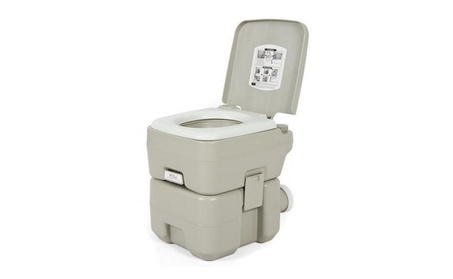 5 Gallon Dual Spray Jets Travel Outdoor Camping Toilet 96211def-2b9d-4746-92b7-d123b6289f43
