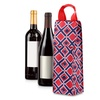 Zodaca Thermal Insulated Lightweight Wine Bottle Tote Carry Bag