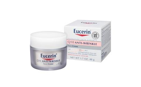 Eucerin Sensitive Skin Experts Q10 Anti-Wrinkle Face Creme 1.70 oz 37307732-9cb6-49b2-beaf-6fa08872fbad
