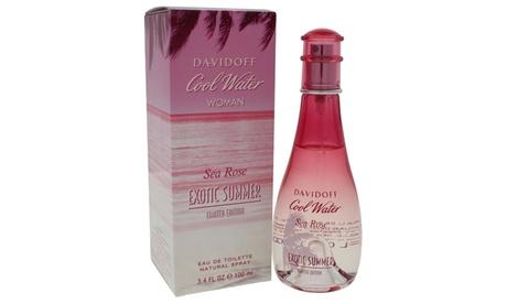 Cool Water Sea Rose Exotic Summer Davidoff Women EDT Spray (Limited Edition) 92b49399-4fd7-48ed-88c4-b74eab9814bd