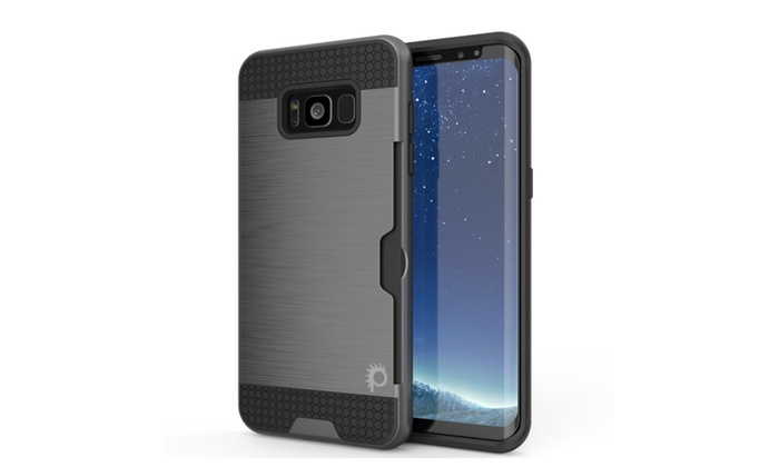 timeless design f67cb 10b49 Galaxy S8 Plus Case SLOT Series - PunkCase | Groupon