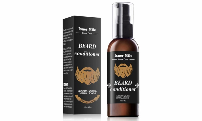 Up To 42% Off on Beard Growth and Thickening S    | Groupon