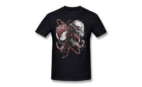 Marvel Carnage And Venom Black T-shirt For Men 3e611f5c-842a-4c80-8841-cab96590e5e1