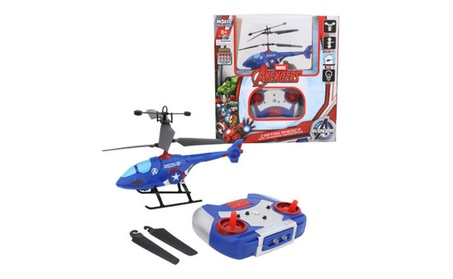Avengers Captain America RC Infrared Helicopter c8ffd792-a069-485e-b29f-b86e975eee6f