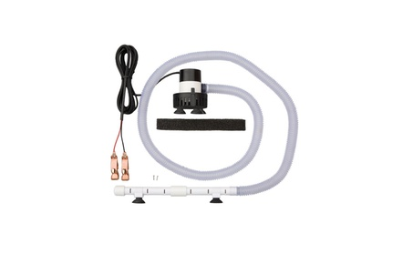 Marine Metal Super Saver 12-volt Aeration Kit SS212 3268caf8-fdc9-418b-a078-7f6d34c4c97c