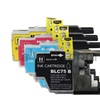Compatible Brother LC75 4 Pack Set