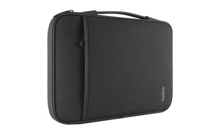 "Belkin 13"" Notebook Multi-Layer Sleeve (Black) 0d836111-dff5-4a07-9e08-d1d98e850603"