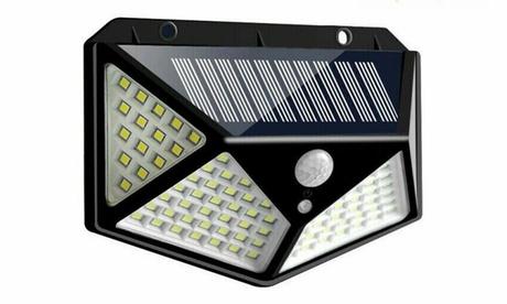 Solar Outdoor Waterproof Wireless Motion Sensor Light (1-, 2-, or 8-pk)