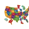 Learning Resources Magnetic U.S. Map Puzzle With 44 Pieces
