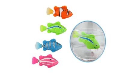4 Pieces Bathtub Floating Aquarium For Children 6b396261-ed46-46af-a29b-ce9086f7ea8f