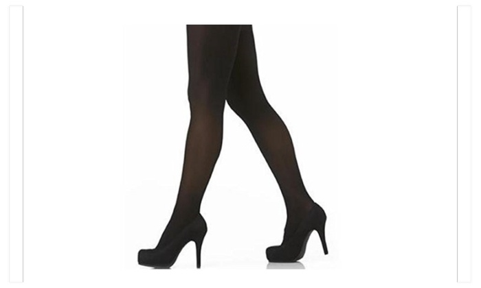 Maidenform Shaping Tights Blackout Style 0C101 – Black