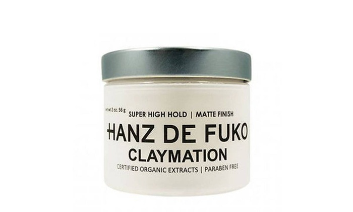 Hair Care Styling Products Hanz De Fuko Claymation