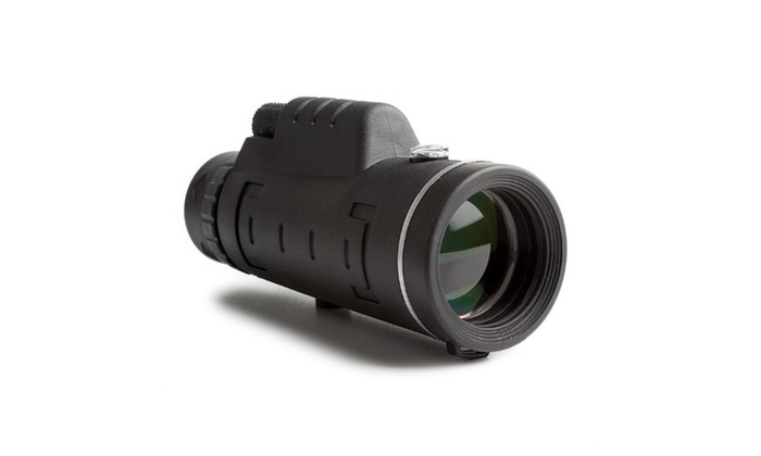 Monocular telescope night vision zoom scope for phone groupon