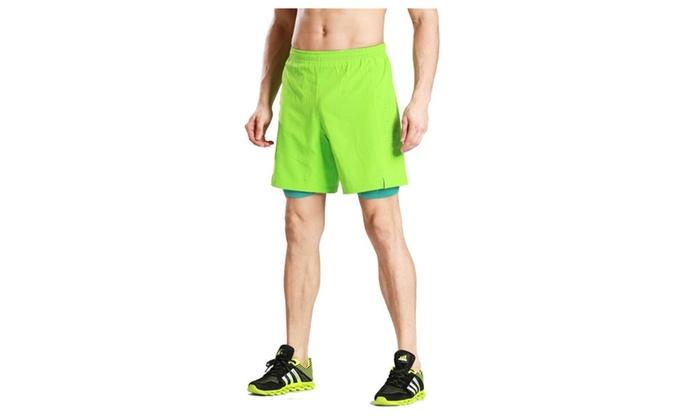 Men's Active Shorts Sports Performance HyperDri