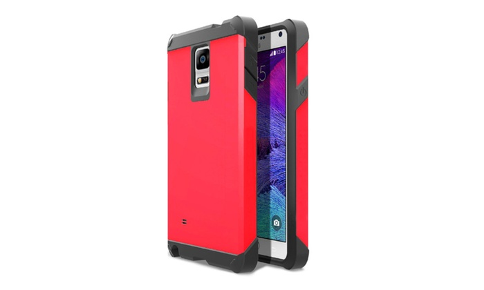 Kuteck: Slim Hard Shell Series Protective Case Cover for Samsung Galaxy Note 4