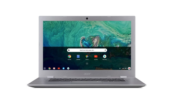 Up To 21 Off On Acer 15 6 Chromebook Groupon Goods
