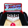 Sharper Image 10 Pin Jumbo Tabletop Bowling Set