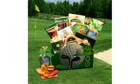 Gift Basket Drop Shipping Golf Delights Gift Box Medium 221e8135-e9ca-40de-88db-f1c8eb71ae4c