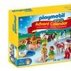 PLAYMOBIL 1.2.3 Advent Calendar - Christmas on the Farm