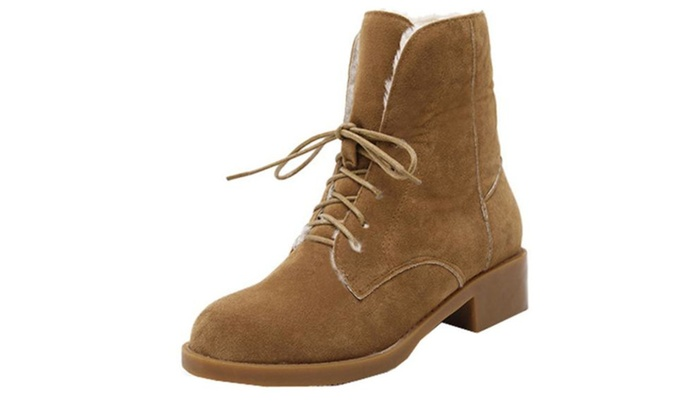 Women's Winter Casual Fashion Boots