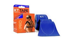 KT Tape Pro Synthetic (Pre-cut 20 strips)