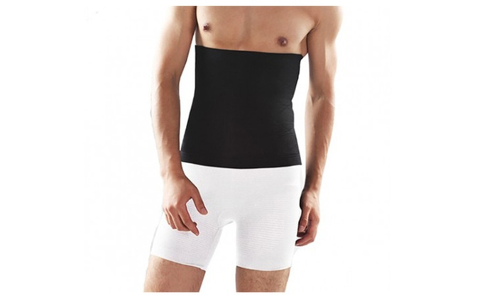 Certified And Tested Micro-Circulation Mens Tummy Slimming Wrap
