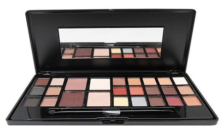 Superior 25 Color Eyeshadow Palette Set 58ce68de-d882-4e59-98f6-cc45bdbfbd76