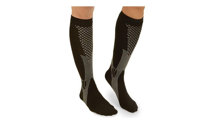 10 Point Men's Apparel Pressure Sock Foot Care