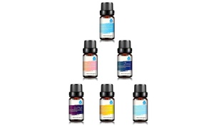 Pursonic 100% Pure Essential Oil Blends Gift Set